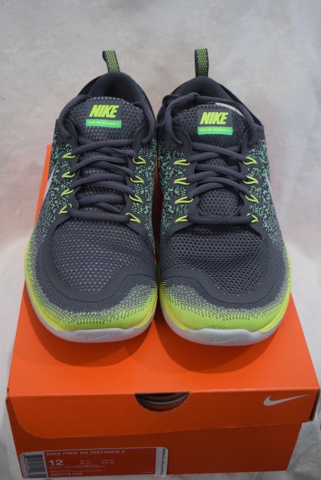 NIB  Nike Men's Free Run Distance 2 shoes