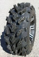 (2) 27-9-12 & (2) 27-10-12 Interco Swamplite Atv Utv Tires And Wheels Itp Ss Hd