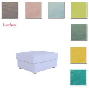 Custom-Made-Cover-Fits-IKEA-Norsborg-Footstool-Ottoman-Cover-Velvet-Fabric