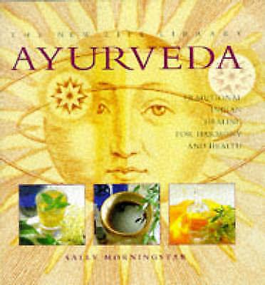 (Good)-Ayurveda (New Life Library) (Hardcover)-Sally Morningstar-1859678971
