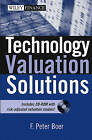 Technology Valuation Solutions by F. Peter Boer (Hardback, 2004)