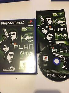 Jeu-Playstation-2-Ps2-the-plan-pal-fr-complet-avec-notice
