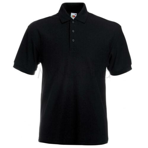 Fruit of the Loom Heavyweight 65//35 Polo Shirt