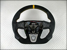 Custom Renault Megane 3 III Normal, RS 250 275 Trophy Steering Wheel Flat bottom