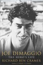 Joe DiMaggio: The Hero's Life, Cramer, Richard Ben, New Book