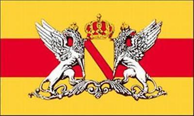 Flagge Fahne Gro/ßherzogtum Baden 30 x 45 cm FLAGGENMAE/®