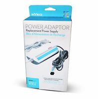 Nyko Power Adaptor For Wii - Extra Long Replacement Cord - 12 Volt Supply Wire