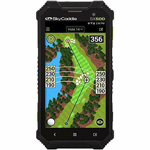 Skycaddie Sx500 Golf Gps Rangefinder With Hd Touch Screen For Sale Online Ebay