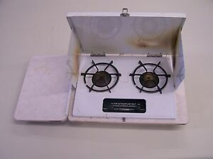 Wedgewood High Pressure Outdoor Cooktop Stove With Shelf