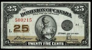 1923-Dominion-of-Canada-25-Cents