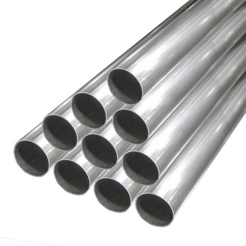 """Stainless Works 2-1//4/"""" 304 Stainless Steel OD Tubing .049 Wall"""