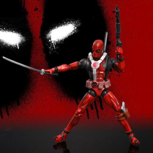 For DEADPOOL Action Figure Universe X-Men Origins Comic Series Toy Model S90