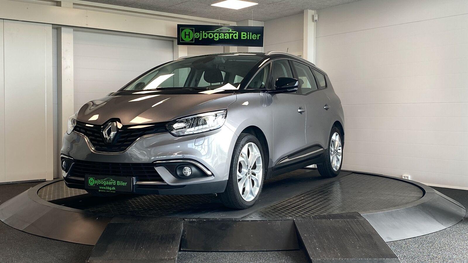 Renault Grand Scenic IV 1,2 TCe 130 Zen 5d - 229.800 kr.
