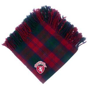 Bien Informé Hs Écossais Kilt Mouche Plaid Lindsey Acrylique Laine 122cm X Vêtement Highland