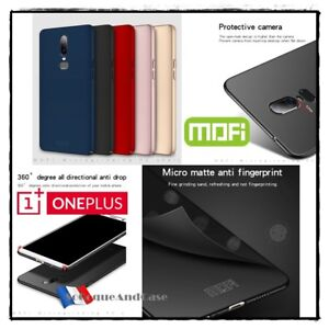 Etui-Coque-housse-Ultra-Slim-MOFI-Matte-Shield-Hard-Back-Case-Cover-OnePlus-6