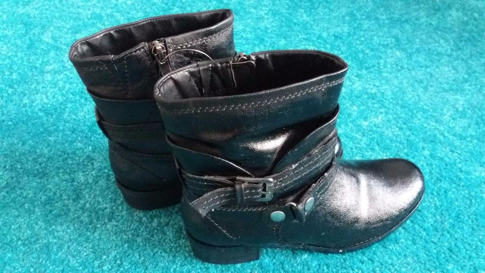 Marco Tozzi Stiefeletten / Schuhe Neu in schwarz Größe 37 Neu Schuhe 1cc66f