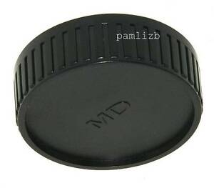 Rear-Cap-fits-MINOLTA-MD-manual-focus-35mm-SLR-camera-lens-UK-seller
