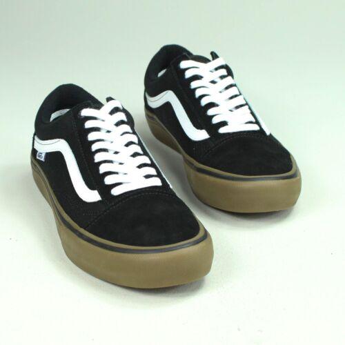 11 Black Shoes 4 gum gum 9 wht Trainers Black 10 5 Sizes Pro 12 Skool white 7 6 Uk 8 Old Vans IBSgTT