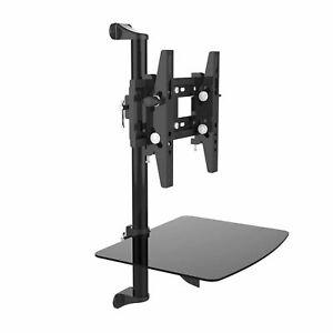 G-VO-Wall-Bracket-with-DVD-Shelf-for-17-19-21-25-27-29-32-37-39-40-42-inch-TV-039-s