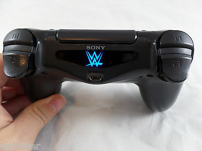 Faceplates, Decals & Stickers Playstation 4 Ps4 Controller Wwe Wrestling Light Bar Decal Sticker