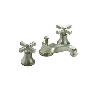 Image Is Loading Kallista Barbara Barry Tuxedo Basin Faucet Set Cross