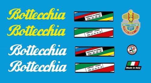 Bottecchia bicyclette decals-transfers-autocollants #8