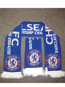 Original FC Chelsea London FAN Schal//Scarf NEU UEFA Champions League UCL