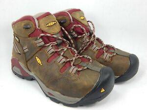 Keen-Detroit-XT-Taille-US-8-5-W-D-Eu-39-Femmes-Acier-Orteil-Chaussures-Travail