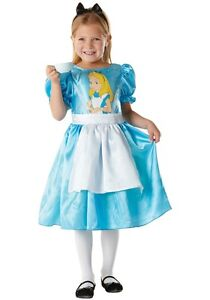 NEW-Official-Alice-In-Wonderland-Girls-Childrens-Fancy-Dress-Costume