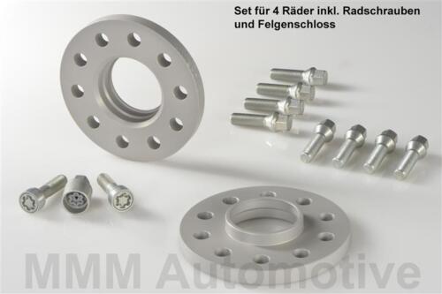 H/&R ABE Spurverbreiterung 24//30 mm Set BMW 5er E60,E61 M5 Typ M560 Spurplatten