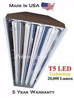 4 Bulb Lamp T5 Led High Bay Light 120 Watts Brighter Than T5 Ho High Output