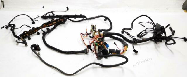 2006 Bmw Z4  E85  3 0l Motor N52 A  T Automatic Engine Wire
