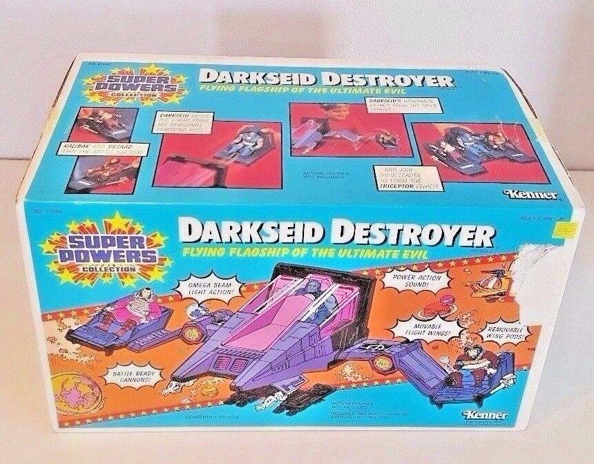 KENNER SUPER POUVOIRS Darkseid Destroyer factory sealed
