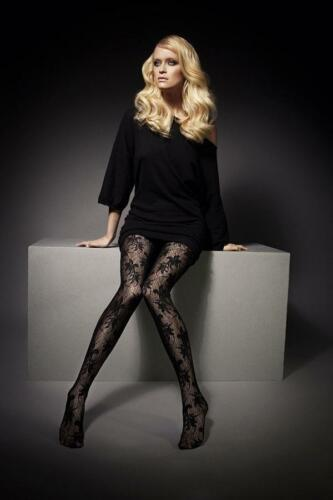 Veneziana Pizzo Marianne Lace Tights Pantyhose Hosiery Nylons Size S/&M