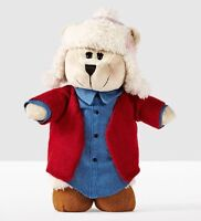 2016 Starbucks Bearista® Bear With Red Christmas Sweater-limited Edition
