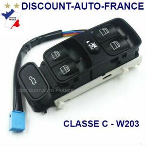 Commande Lève Vitre avant gauche Mercedes Classe C W203
