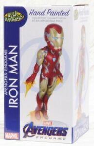 NECA Avengers Ironman Endgame Head Knocker Bobble Head Figure Brand New