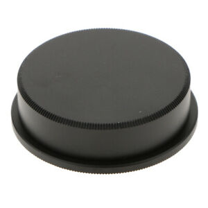 Metal-Body-Cap-39mm-Screw-Mount-with-Lens-Cover-for-Leica-M39-L39-Black