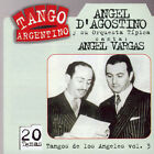 D'Agostino,Angel/Angel Vargas - Vol. 3-Tangos De Los Angeles (2002, CD NEUF)
