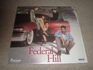 FEDERAL-HILL-Laserdisc-Nicholas-Turturro