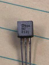 6PCS BC212 TRANSISTOR PNP 50V 300MA TO-92 212