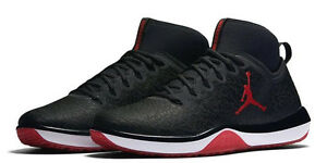 Nike-Jordan-Trainer-1-Mid-Men-s-Size-9-11-5-Black-Red-845402-001