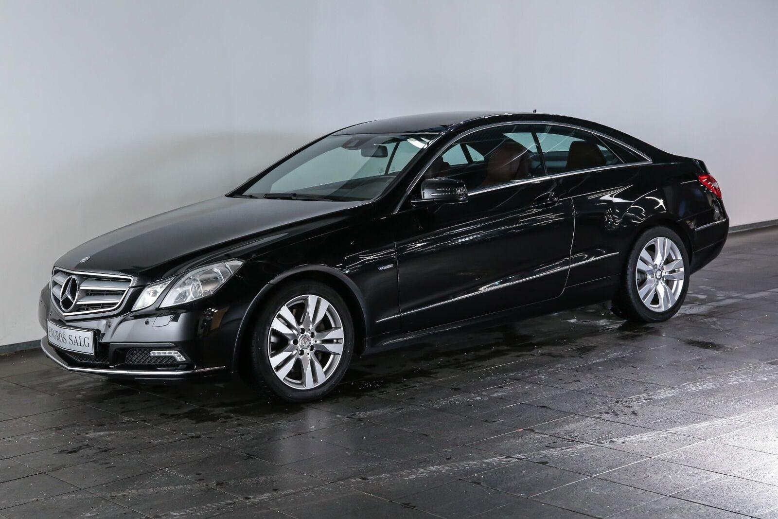 Mercedes-Benz E350 3,0 CDi Avantgarde Coupé aut. BE