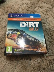 Image Is Loading Dirt Rally Legend Edition PS4 Game And Blu