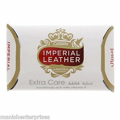 Imperial Leather ExtraCare Moisturising Bath Soaps 175gms each x 4pcs (Imported)