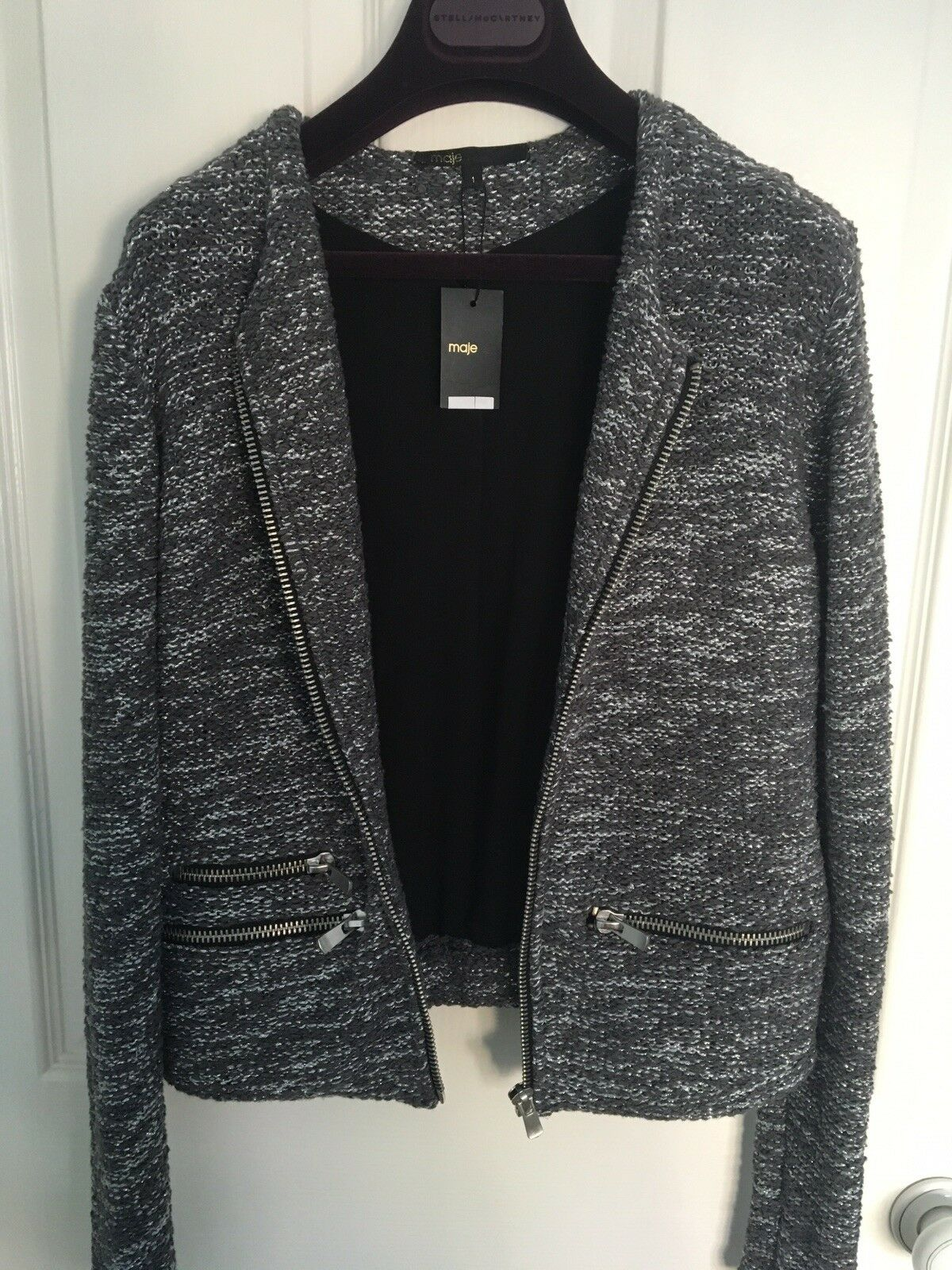 Brand New Maje Cardigan size 1
