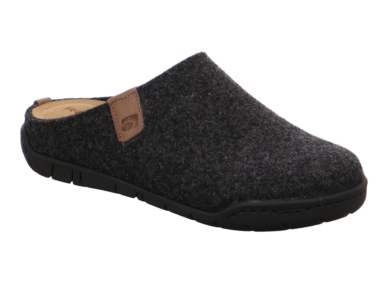 Rohde 6632-82 Mira Damen Schuhe Pantoffeln Hausschuhe Softfilz Weite G