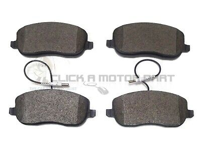 285MM FR PEUGEOT 807 2.0 2.2 /& HDi 2002-2011 FRONT /& REAR BRAKE DISCS AND PADS