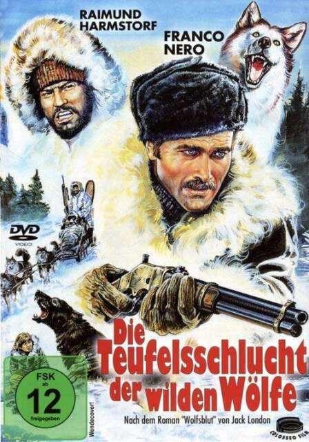 wolfsblut 2 II LA teufelsschlucht der Wilden LOBOS Raimund harmstorf DVD F NERO