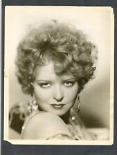 """EXQUISITE EARLY PORTRAIT OF CLARA BOW - FOX PICTURES - THE """" IT """" GIRL"""